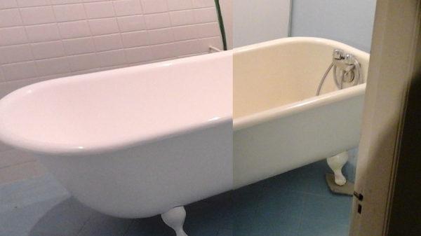 R alisations bain meilleur - Reemailler une baignoire ...